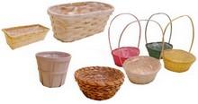 ciotole cesti e ceramiche per fioristi