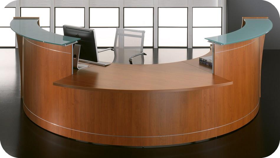Banconi reception saloni bellezza associazioni club sportivi for Bancone da ufficio