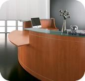 Banconi reception saloni bellezza associazioni club sportivi for Scrivania da reception