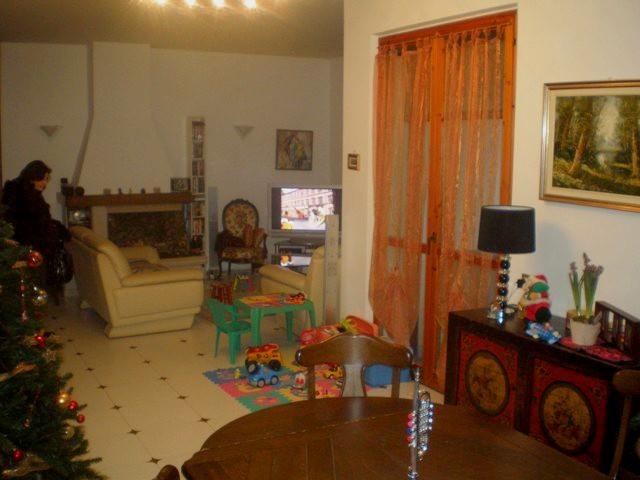 Appartamento grande con cucina giardino pavia zona sora for Sala pranzo con caminetto