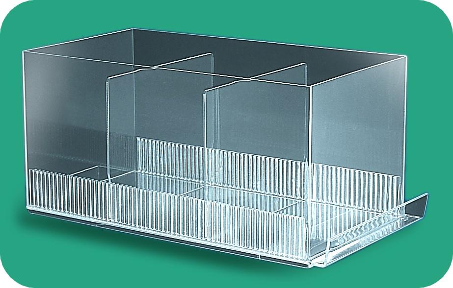 Vaschette plastica trasparente merci sfuse o in promozione for Contenitori in pvc per esterni