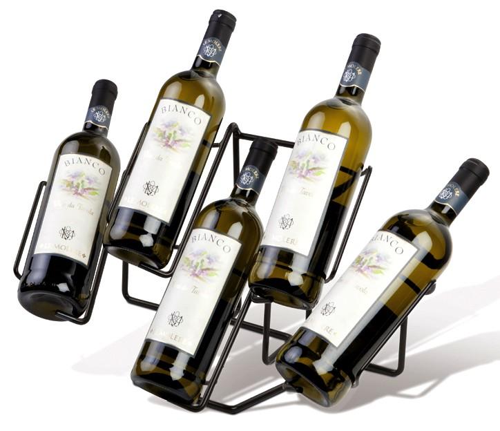 espositori girevoli filo ferro per vini e calamite souvenir