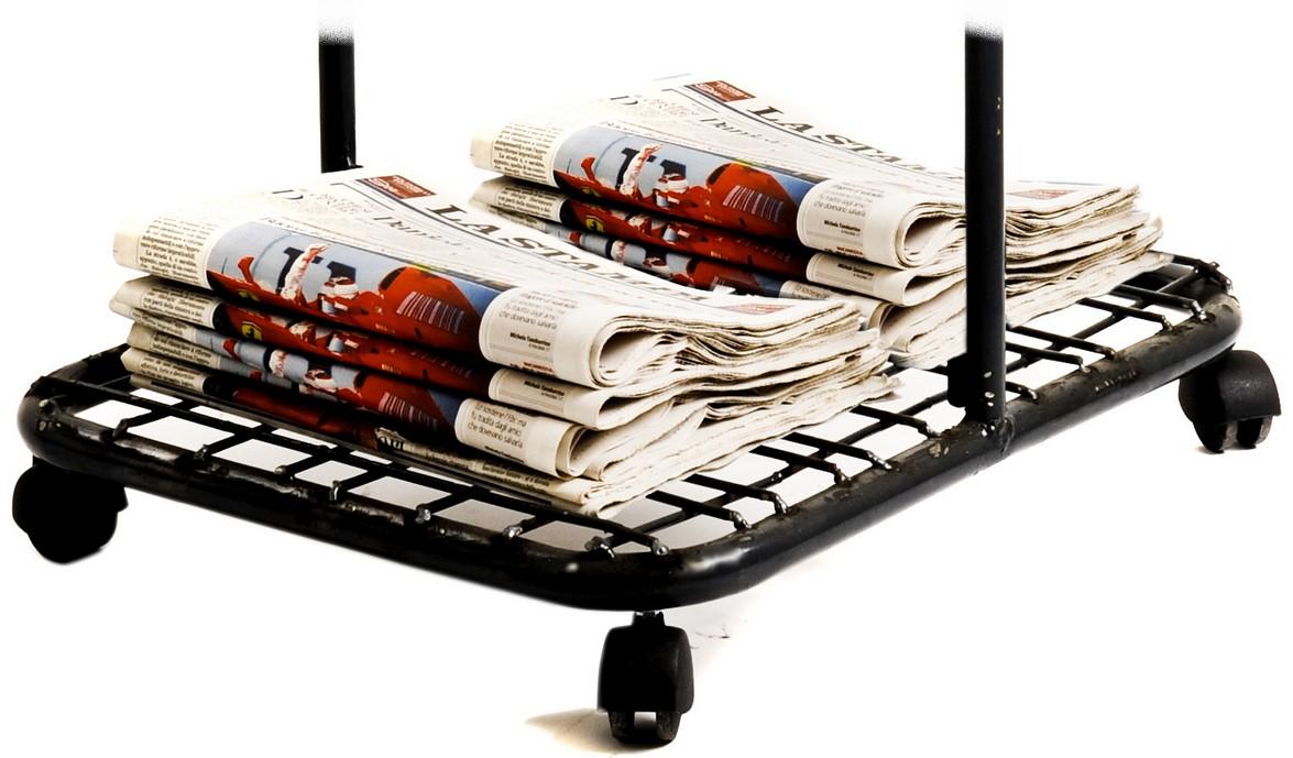 Espositori in griglia rete giornali grande distribuzione - Tubo porta poster ...
