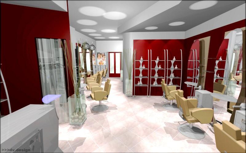 Idee Arredamento Negozio Parrucchiere: Arredamento parrucchieri come scegliere il migliore per i.