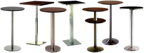 Tavolini alti tavoli alti e tavolini da bar scegli il tuo for Sgabelli e tavoli alti per bar
