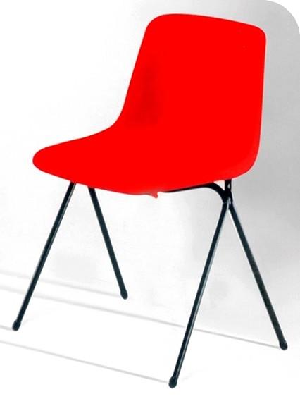 sedia economica sedile plastica attesa conferenza
