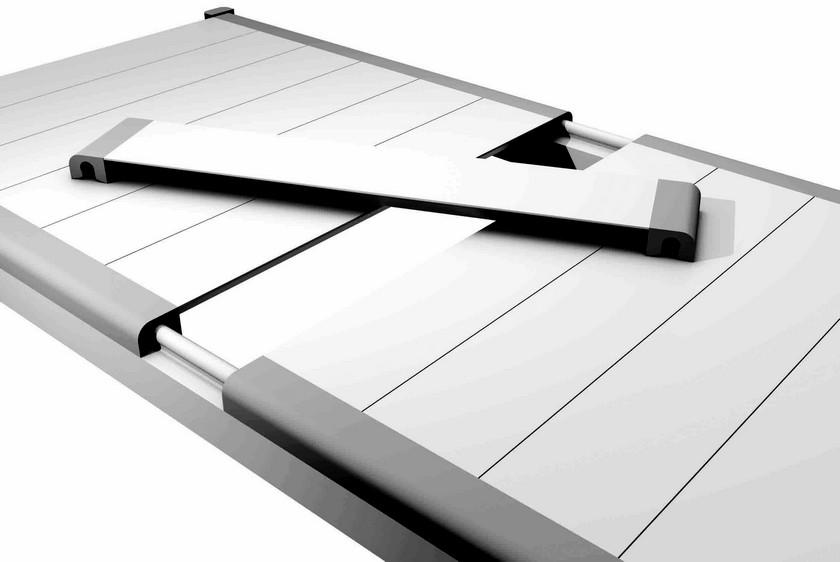 Scaffalature piani in alluminio alimentari celle frigorifero