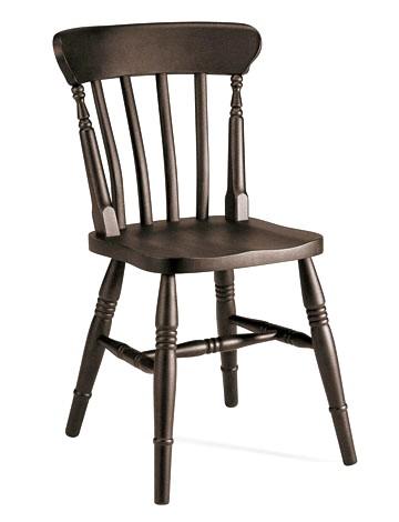 Sedia in stile americano per bar birreria for Sedie in legno massello prezzi