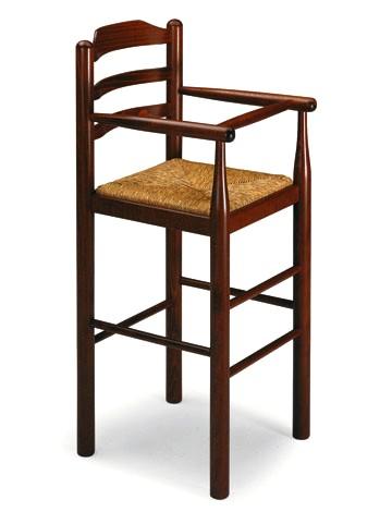 Sgabellone seggiolone legno alto bambini ristorante piemonte - Tavoli e sedie per pizzeria ...