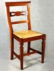 sedia impagliata 133