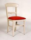 sedia con sedile in stoffa 148