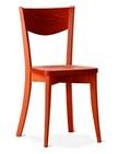 sedia in legno per camere albergo e pensioni 71