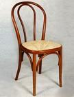 sedie in legno con sedile in paglia di vienna 103