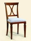 sedia in massello legno faggio per pasticceria 123