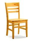 sedia in legno per locali pizzeria 210