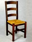 sedie in legno rustico per taverna 243