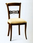 sedie in legno con imbottitura 125