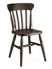 sedia per pub in legno massello 258