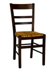 sedie in legno e paglia per trattorie 205
