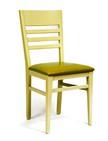 sedie per ristorazione in legno e con sedile imbottito 72