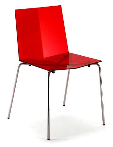 Sedie per bar in policarbonato trasparente e colorato for Sedie in policarbonato trasparente