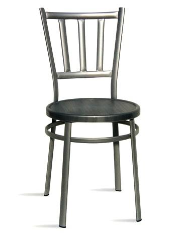 Sedie per bar in metallo verniciato - Tavoli e sedie per pizzeria ...