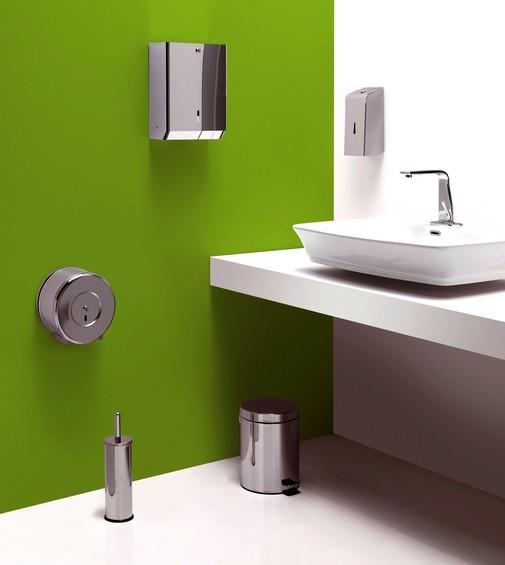 Accessori in acciaio inox con serratura per bagni pubblici - Accessori bagno in acciaio ...