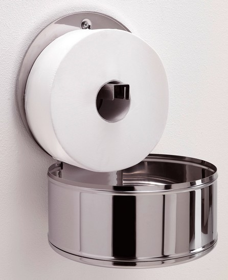 Accessori bagno inox idee per il design della casa - Accessori bagno in acciaio ...
