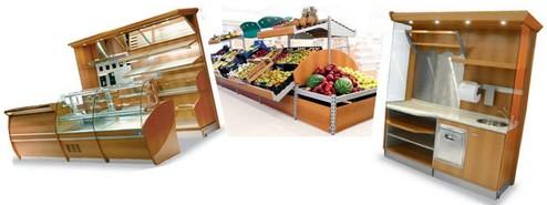 Scaffalature Per Negozi Alimentari.Scaffalatura Componibile Alimentari Arredo Negozi Banchi