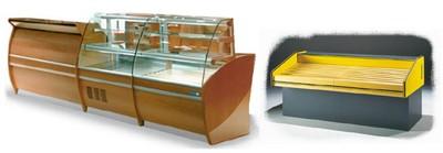 Arredamenti alimentari scaffalature salumerie verdura for Scaffalature per negozi e arredi ufficio usato palermo