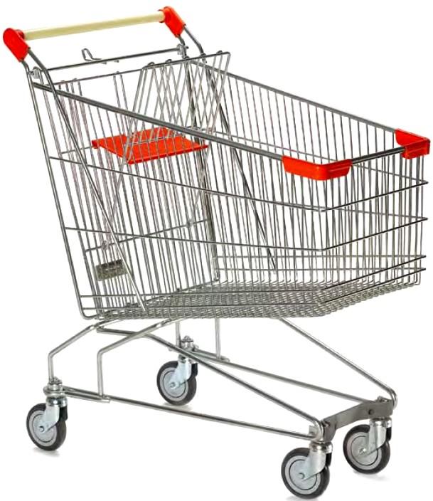 Carrelli spesa supermercati minimarket seggiolino porta baby for Carrello porta ombrellone e sdraio