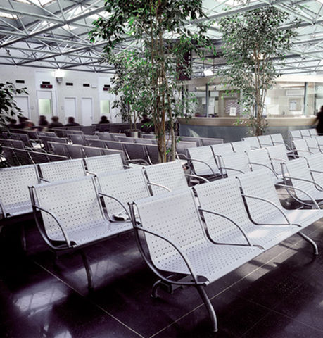 sedute lusso comfort relax per sala d'attesa sala d'aspetto prima classe