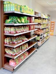 Scaffalature Arredo Supermercati Ferramenta Svizzera Ticino