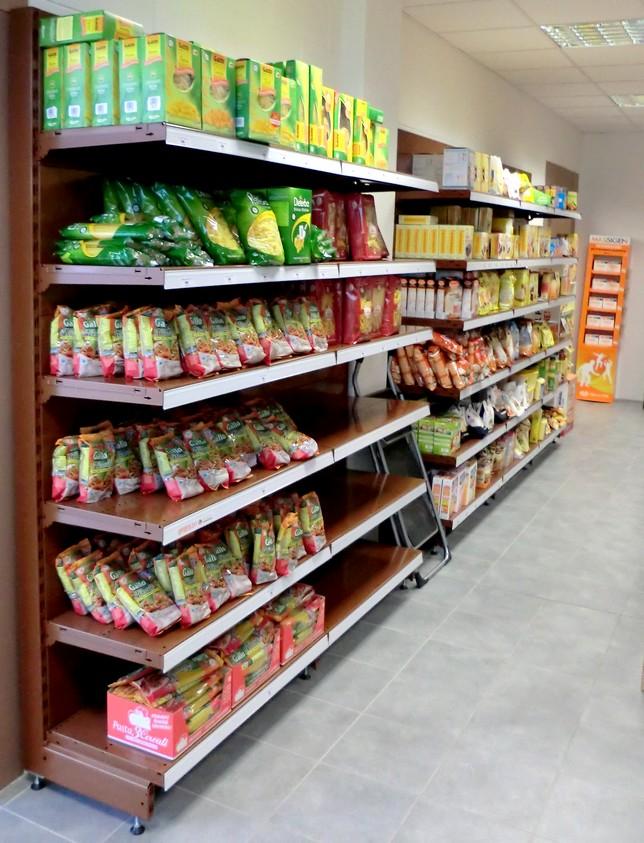 Scaffalature Per Negozi Alimentari.Scaffalature Per Negozi Alimentari Damesmodebarendrecht