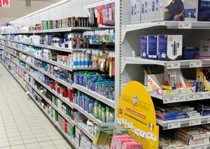 scaffalature metalliche per supermercati e negozi