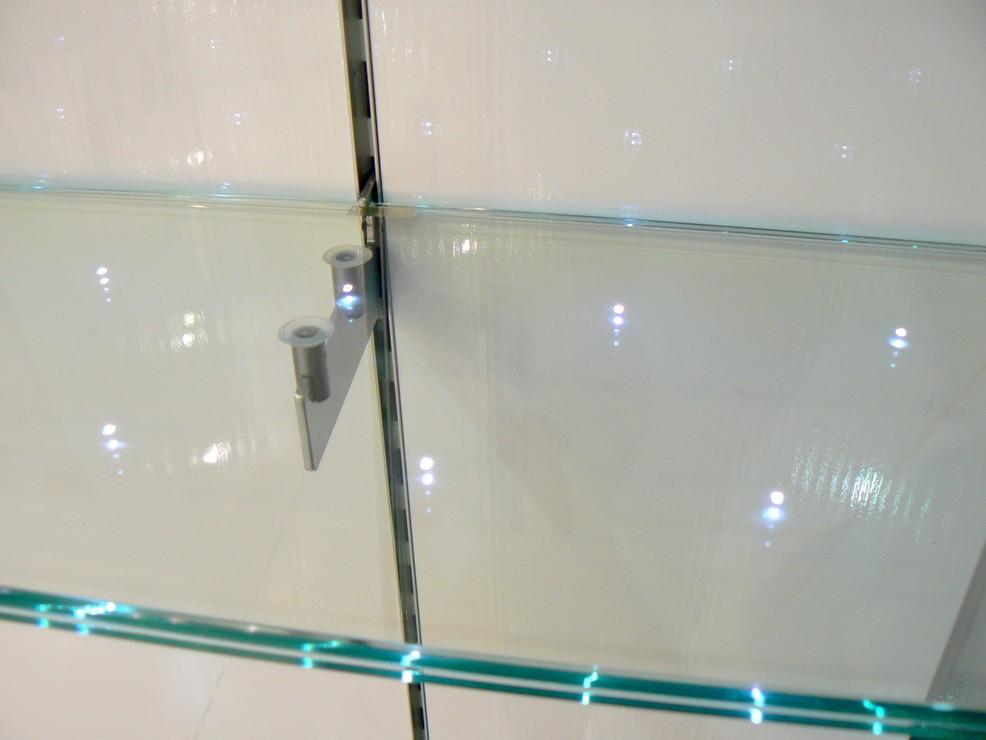 Listino prezzi vetri con illuminazione a led nel vetro