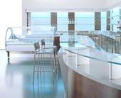 Arredo bar ristoranti pasticcerie arredamento gelaterie for Arredi bar moderni