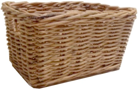 Cesti rattan rettangolare rotondo pane pasta cesto quadrato for Ceste in vimini ikea