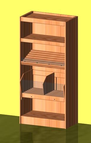 Prezzi sezione legno base ripiano cappello veletta passo for Piani frontali con frontalino