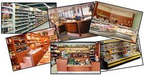 arredamenti per negozi alimentari panetteria salumeria