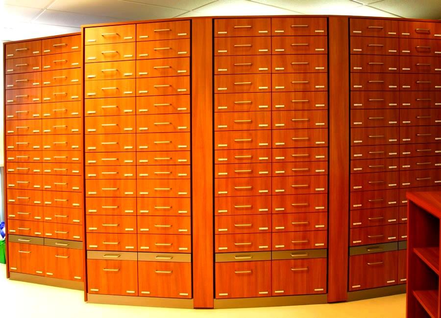 cassettiere farmacie parafarmacie cassettiera trasparente