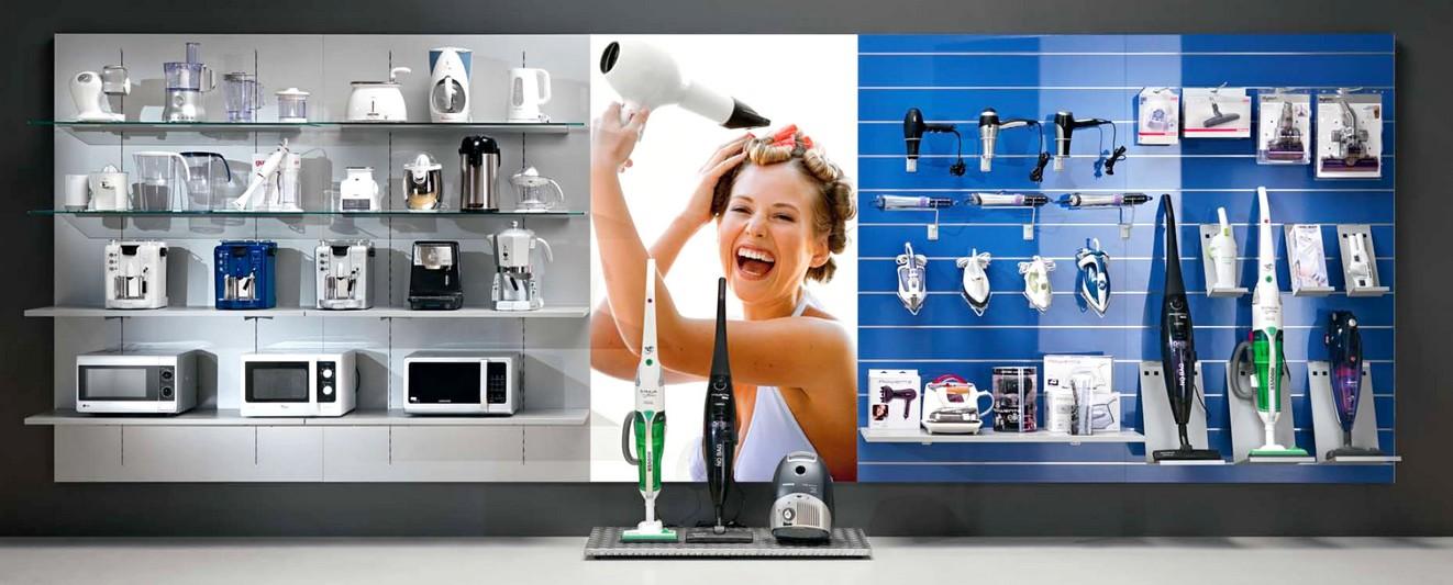 Arredamento profumeria calzature casalinghi regalo micro - Immagini di elettrodomestici ...