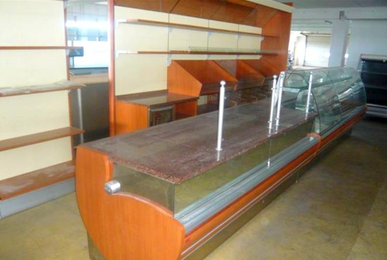 Banco bar usato tutte le offerte cascare a fagiolo for Arredo bar usato