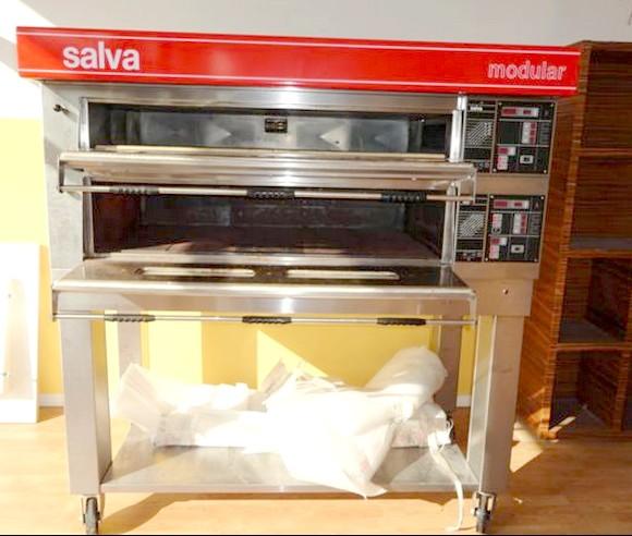 Attrezzature usate cucine ristoranti gastronomia piastre - Forno elettrico per pizze ...
