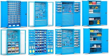 Armadietti per officina idee per la casa for Arredamento officina meccanica
