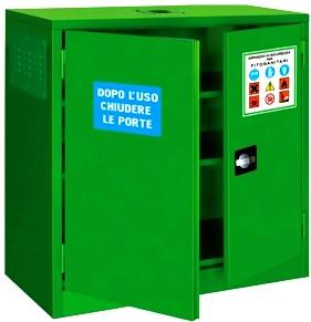 Armadi monoblocco verde prodotti pesticidi fitosanitari for Piani di progettazione di armadi mudroom
