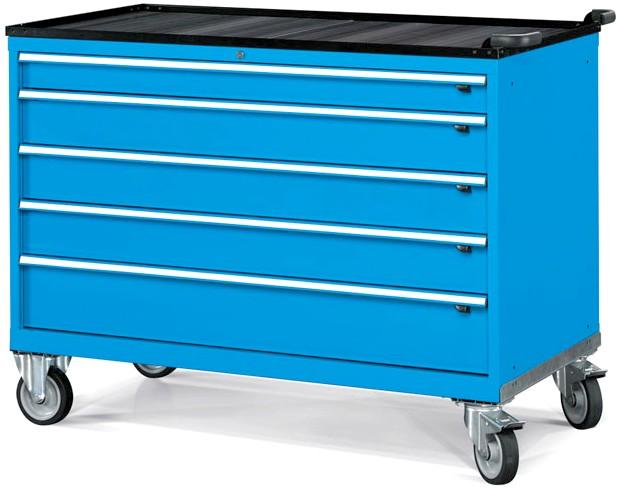 Mobile cassettiera con ruote per officine disegni meccanici for Mobile con ruote