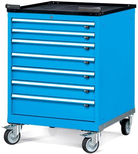 Carrelli e armadietti portautensili con cassetti minuteria for Minuteria per mobili