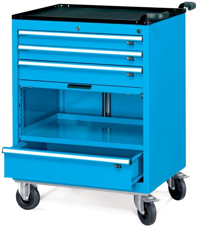 Cassettiere su ruote officine riparazioni elettrodomestici for Piani di officina e officina