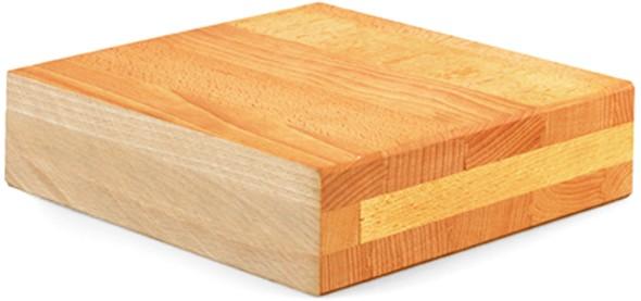 Banchi lavoro piano legno multistrato e laminato for Piani di coperta in legno